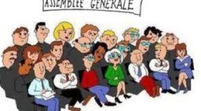 P.V. ASSEMBLÉES GÉNÉRALES 2019 – NOTRE ACTIVITÉ